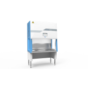 Platinum DEF biosafety cabinets with double HEPA filters for exhausted air