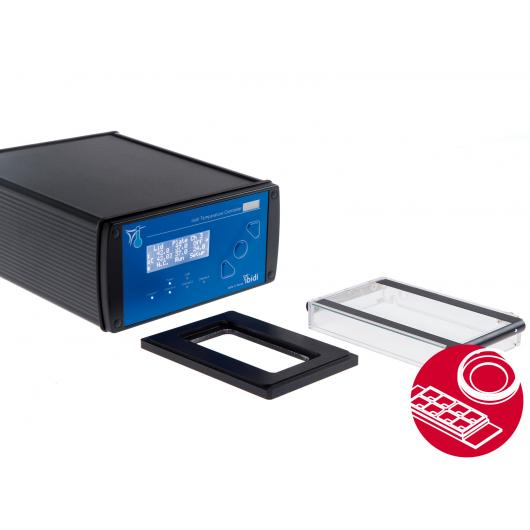 Ibidi heating system, universal fit, for 1 chamber