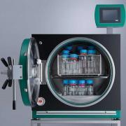 Steam sterilizer, tabletop model, VARIOKLAV GreenLine 80 T