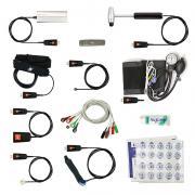 Intermediate human physiology sensor kit