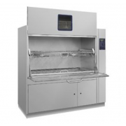 Mid depth cage and bottle washer AC1300