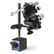 Micropositioner and magnetic stand