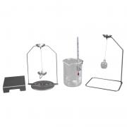 Density kits and hooks