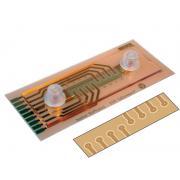 ECIS Flow Array 1 Channel µ-Slide with 8x1E (1F8x1E) PC
