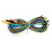 EEG flat electrodes