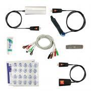 Beginner human physiology sensor kit