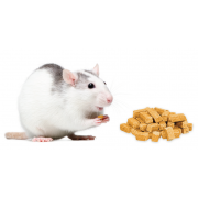 Breeding diet for mice and rats - Recipe Charles River
