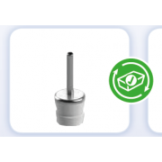 Caps with neoprenstopper