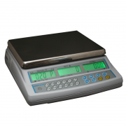 Coin counting scale