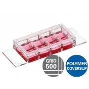 µ-Slide 8 Well Grid-500