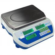Cruiser bench counting scales