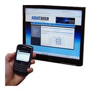 Aquatouch monitoring system