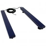 AELP pallet beams, capacity 1000 kg to 3000 kg