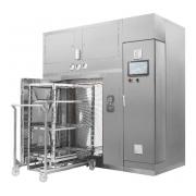 Hot air sterilizer, depyrogenation ovens 12 models, volume from  975 liters